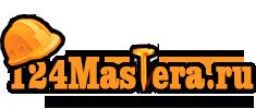 Логотип 124mastera с каской