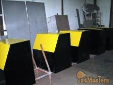 Металлический ящик для ветоши