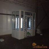 Профессиональное остекление и отделка балконов, окон , а так же ремонт. Аl перегородки, дв...