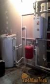 Отопление, теплый пол, дымоходы, котлы, монтаж, запуск. от 16000руб.