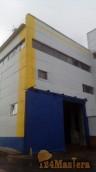 Покраска фасада Абаканская ТЭЦ 1600м2