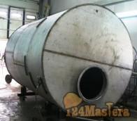 Резервуар под пищевую воду для загородного дома