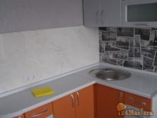 Ремонт кухни в доме по ул. 2-я Краснофлотская. После...
