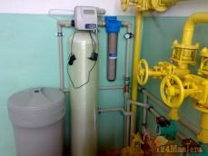 Подготовка воды для котла