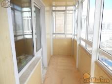 Обшивка балкона, лоджии.  Красноярск.Для внутренней отделки балкона или лоджии отлично по...
