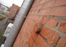 Алмазное сверление отверстий в бетоне, железобетоне, кирпи...