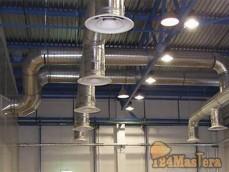 Проектировка,монтаж системы вентиляции.Производим ремонт, ...