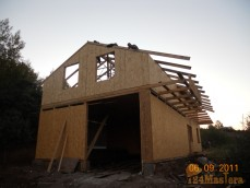 Каркасно панельные дома