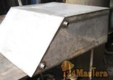 Сварка баков и ёмкостей из нержавейки, алюминия и черного металла