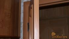 Двери из Леруа ссохлись - претензий люди не имеют, товар п...