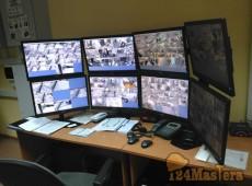 Мониторы под видеонаблюдение