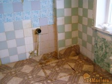 Ремонт кухни в доме по ул. 2-я Краснофлотская. До...