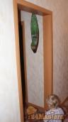 Обрамление в коридоре несущая стена, я в 2005 году обозвал...