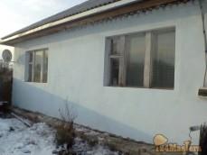 Покраска дома 9000*9000 д.Бугачово.