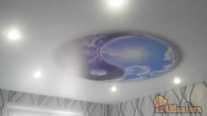 Натяжной потолок в Покровке
