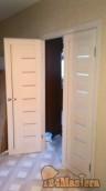 ФОТ Распашная дверь в зал или 2х створчатая, можно впаять ...