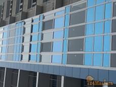 Система встроенного балкона пвх без нарушения фасада здани...