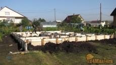 Фундамент д. Дрокино. строимдома24.рф