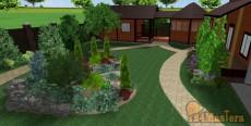 Экспресс-дизайн сада или отдельной его зоны — как подарок!Скоро новогодние каникулы и все...