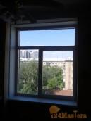 Откосы, подоконник. (Красноярск, ул.Ленина. Июнь 2015)