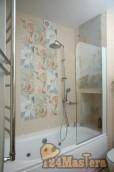 Ванная.Квартира на ул. Е.Стасовой