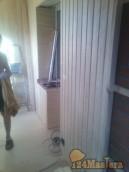 Как мы делали балкон