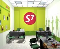 """Офисная мебель в """"S-7"""""""