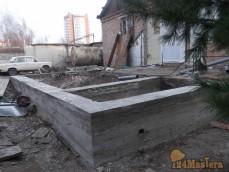 Строительство фундамента тот же объект что и забот