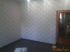 Попутно сделали комнату в сталинке под ключ