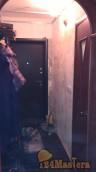 Через арку вид дверь стальная