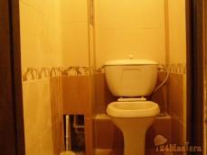 Туалет.В процессе ремонта.