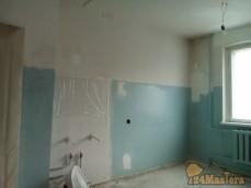 Один из 100 кабинетов до ремонта. Онкологический центр