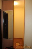 Вернули на место старый, но очень удобный и хороший шкаф! :)