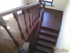 Изготовление и монтаж лестницы