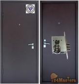 ЮНИ М металл с 2х сторон 1замок = 15000руб.-    дверное  полотно толщиной 75мм,  изготовл...