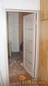 ФОТО Подпиленная дверь снизу в спальне + добор