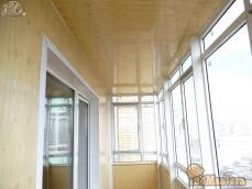 Внутренняя отделка балконов, лоджий. По желанию, помощь в приобретении материалов, доставк...