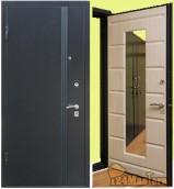 Дверь Эллидж с зеркалом входная за 19000