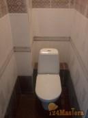 ремонт туалета (под ключ)
