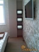Белые росы. Комлексный ремонт трехкомнатной квартиры 115м2