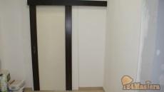 Дверь откатная Грандекс вид закрыта