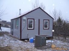 модульный дом  4,5м.*5м.,     для удобства транспортировки...