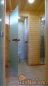 Санузел, душевая в бане