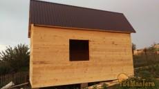 Строительство домика для дачи. Кузнецовка