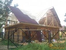 Дом в поселке Минино.