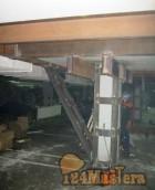Усиление колонн и плит перекрытия