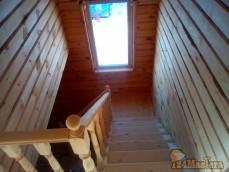 Лестница.с поворотом  на право