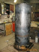 Бак-аккумулятор горячей воды БАГВ. Применение бака-аккуму...