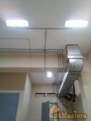 Прокладка провода в трубе пвх в подвале