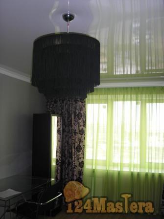 Отражающий или матовый потолок - что лучше